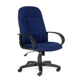 Кресло руководителя CHAIRMAN 727 синий