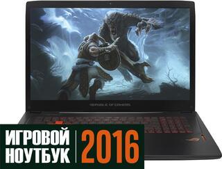 """17.3"""" Ноутбук ASUS ROG STRIX GL702VM-GC026T черный"""