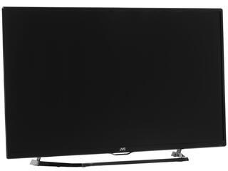 "50"" (125 см)  LED-телевизор JVC LT-50M640 черный"