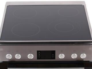 Электрическая плита BOSCH HCA 744650R серебристый
