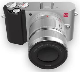 Камера со сменной оптикой Xiaomi YI M1 kit 12-40mm