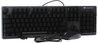 Клавиатура+мышь Cougar DEATHFIRE EX