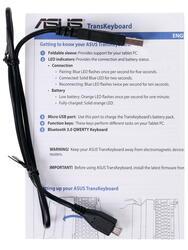 Клавиатура для планшетов ASUS TRANSKEYBOARD