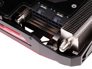 Видеокарта ASUS GeForce GTX 980 Ti STRIX [STRIX-GTX980TI-DC3-6GD5-GAMING]