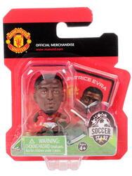 Фигурка коллекционная Soccerstarz - Man Utd: Patrice Evra