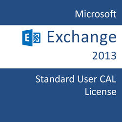 ПО Exchange Standard CAL 2013
