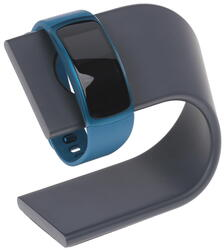 Фитнес-браслет Samsung Gear Fit 2 голубой