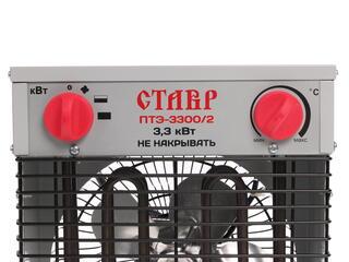 Тепловая пушка электрическая Ставр ПТЭ-3300/2