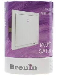 Настенный выключатель Brenin MSW-01W Mount Switch белый