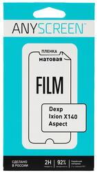 "4.2""  Пленка защитная для смартфона DEXP Ixion X140 Aspect"