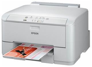 Принтер струйный Epson WorkForce Pro WP-4095DN