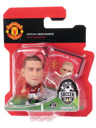 Фигурка коллекционная Soccerstarz - Man Utd: Nemanja Vidic