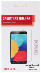 "6""  Пленка защитная для смартфона Huawei Mate 7"