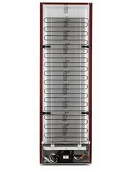 Холодильник с морозильником Gorenje NRK6192MR красный