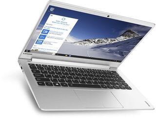 """13.3"""" Ноутбук Lenovo IdeaPad 710S-13IKB серебристый"""