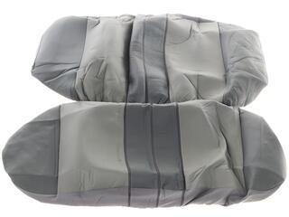 Чехлы на сиденье AUTOPROFI GRAND GND-1305G серый