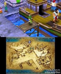 Игра для 3DS Dragon Quest VII