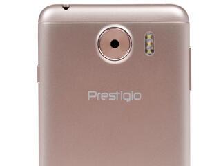 "5.3"" Смартфон Prestigio Grace Z5 8 ГБ золотистый"