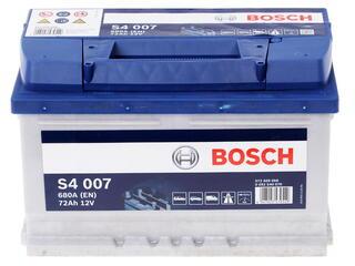 Автомобильный аккумулятор Bosch S4 007