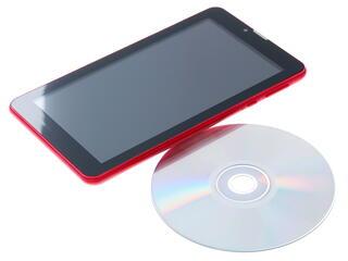 "7"" Планшет RoverPad Sky Glory S7 8 Гб 3G красный"