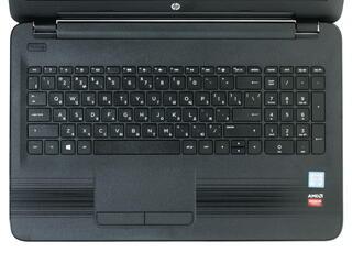 """15.6"""" Ноутбук HP Notebook 15-ay056ur черный"""