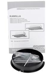Вытяжка полновстраиваемая KRONAsteel KAMILLA 500 черный