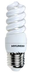 Лампа люминесцентная Hyundai FM/2/10-11W-827-E27