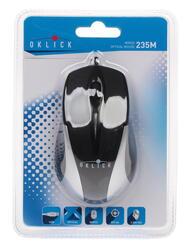 Мышь проводная Oklick 235M