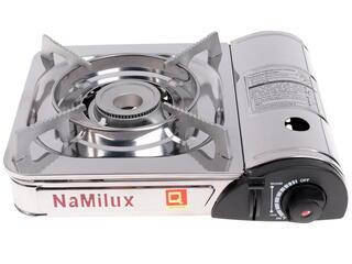 Газовая плитка NaMilux NA-161 AS серебристый
