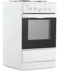 Электрическая плита Terra ЭБЧШ 5-4-5,5/7-220 белый