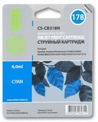 Картридж струйный Cactus CS-CB318N