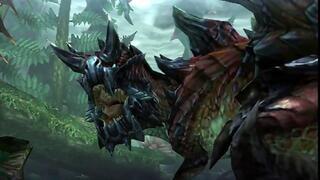 Игра для 3DS Monster Hunter Generations