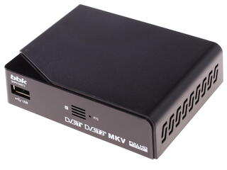 Приставка для цифрового ТВ BBK SMP015HDT2