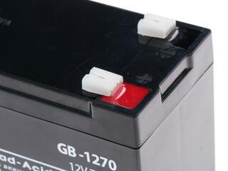 Аккумуляторная батарея для ИБП GINZZU 12V 7Ah