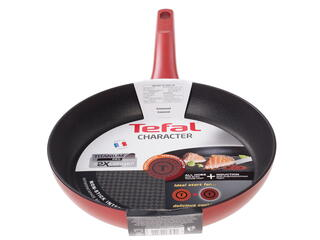 Сковорода Tefal Character C6820675 красный