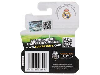 Фигурка коллекционная Soccerstarz - Real Madrid: Sergio Ramos