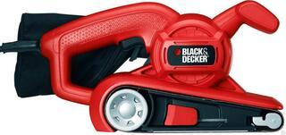 Ленточная шлифмашина Black&Decker KA86