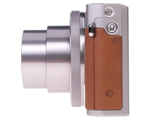 Компактная камера Canon PowerShot G9X серебристый