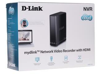 Сетевой видеорегистратор D-Link DNR-312L