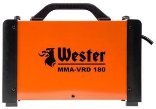 Сварочный аппарат WESTER MMA-VRD 180