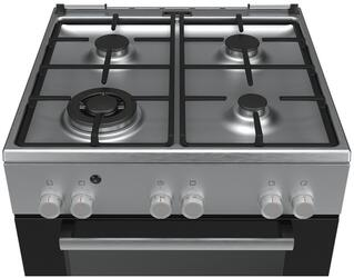 Газовая плита BOSCH HGA 23W155R серебристый