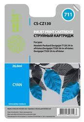 Картридж струйный Cactus CS-CZ130