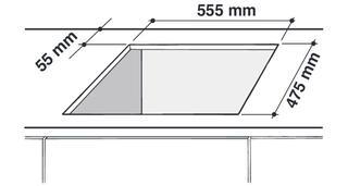 Комбинированная варочная поверхность HOTPOINT-ARISTON PK 741 RQO