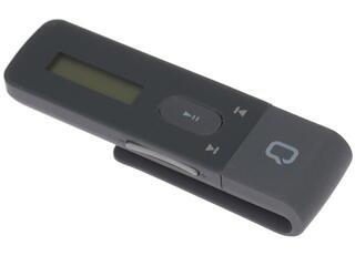 MP3 плеер QUMO Liberty серый