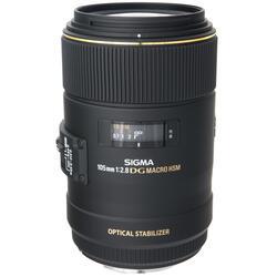 Объектив Sigma AF 105mm F2.8 Macro EX DG OS HSM