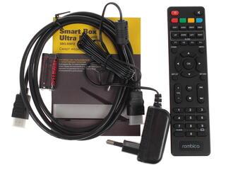 Медиаплеер Rombica Smart Box Ultra HD v002