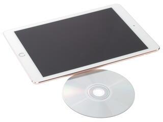 "9.7"" Планшет Apple iPad Pro Wi-Fi 128 Гб  розовый"