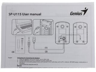 Колонки Genius SP-U115