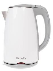 Электрочайник Galaxy GL 0307 белый