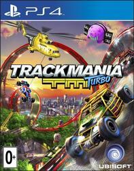 Игра для PS4 Trackmania Turbo